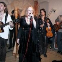 Mittelalter-Rockband Zwielicht 18.01.2009